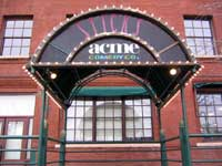 Acme Comedy Company/Sticks Restaurant from front