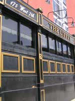 Liffey Irish Pub from front