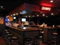 Shaw's Bar & Grill from front