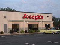 Joseph's Grill from front