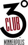 logo of Club 3 Degrees