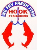 logo of Hook Fish and Chicken