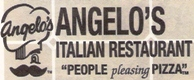 logo of Angelo's Italian Restaurant