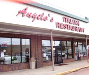 Angelo's Italian Restaurant from front