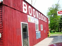 Boondock's Bar & Grill from front