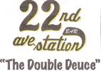 logo of Twenty Second Ave Station Bar