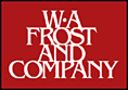 logo of W A Frost & Company