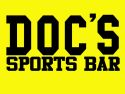 logo of Doc's Sport Bar