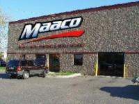 Maaco Collision Repair from front