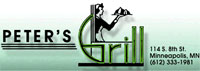logo of Peter's Grill