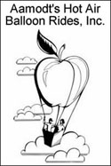 logo of Aamodt's Hot  Air Balloon Rides Inc.