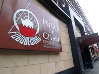 Fogo De Chao from front