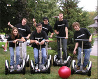 Picture of Segway Magical History Tour<br>