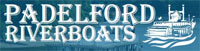 logo of Padelford Riverboats
