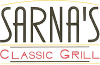 logo of Sarna's Classic Grill