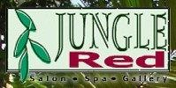 logo of Jungle Red Salon