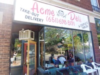 Acme Deli from front