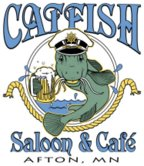 logo of Catfish Saloon & Cafe at The Historic Afton House Inn