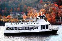 Afton Hudson Cruise Lines from front