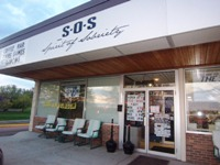 SOS Social Club from front