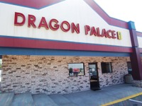 Dragon Palace Restaurant from front