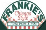 logo of Frankie's Chicago Style Pizza Pasta & Ribs