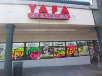 Yafa Grille and Pizzeria/Hooka Paradise from front