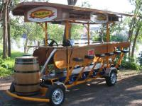 PedalPub from front