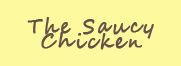 logo of Saucy Chicken, The