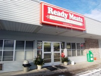 Ready Meats <br> An old fasion meat market from front