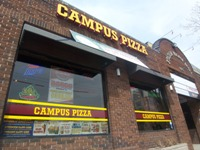 Campus Pizza & Pasta from front