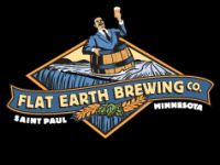 logo of Flat Earth<br/>Brewing Company