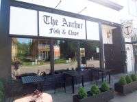 Anchor Fish & Chips from front