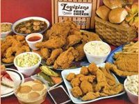 Picture of Louisiana Famous Fried Chicken