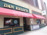 Dan Kelly's Bar and Grill from front