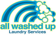 logo of All Washed Up Laundry Services