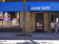 Asian Taste Asian Cuisine from front