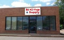 ecig and supply company from front