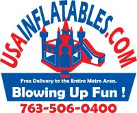 logo of USA Inflatables